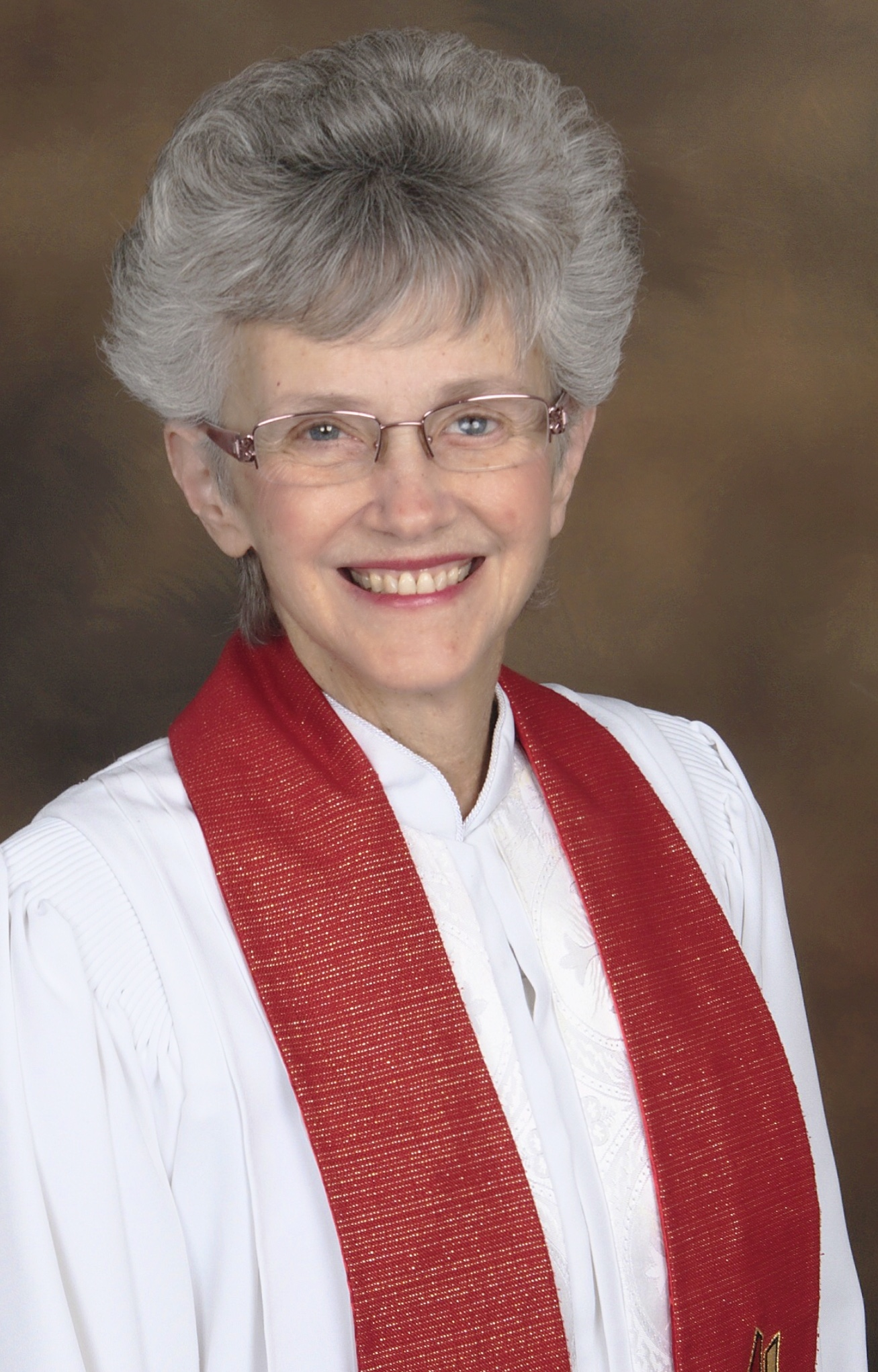 Bishop Peggy A. Johnson